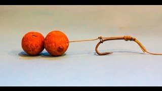 Blowback Rig How to Tie for Big Carp Fishing