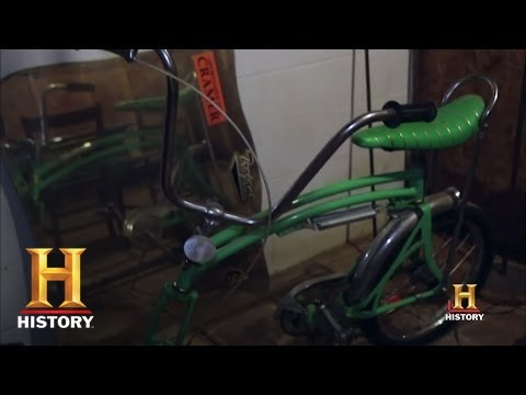 American Pickers: Mike Flips For The Price Of A Bike | History