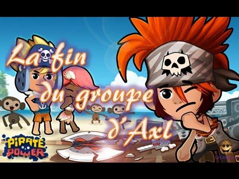 Pirate Power - La fin du Groupe d'Axl