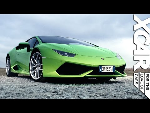 Lamborghini Huracan: Return Of The Raging Bull - XCAR