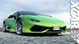 Lamborghini Huracan: Return Of The Raging Bull - XCAR