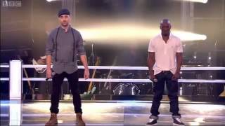 [FULL] Cassius Henry v David Faulkner-Beat It- Battle Round 2-The Voice UK