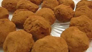 Betty's White Chocolate Truffles