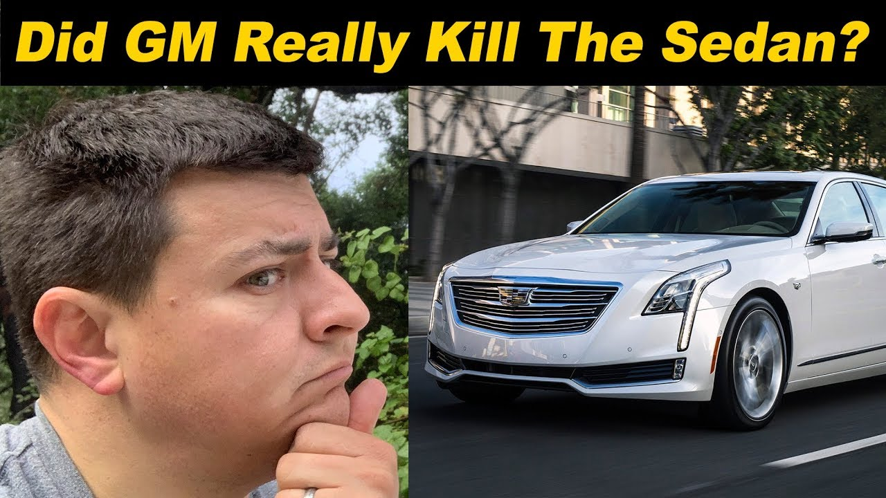 Cafe The Other Reason Gm Killed The Sedan Youtube