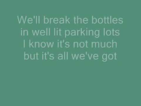 Stay Out by Hit the Lights Lyrics