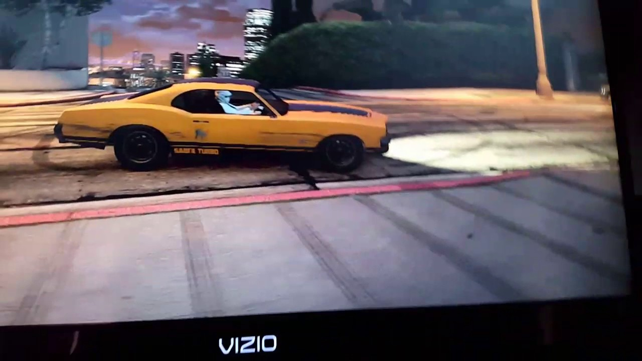 How to find a sabre turbo in GTA 5 Xbox 360