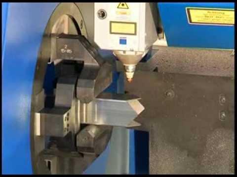 Wszystkie nowe New Cut - Cięcie Laserem w Rurach i Profilach - YouTube TU75