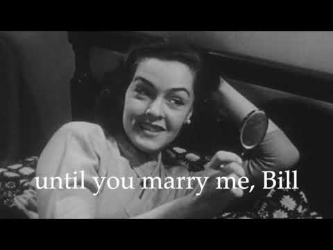 Morrissey ft. Billie Joe Armstrong - Wedding Bell Blues [Lyric Video]