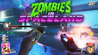 ZOMBIES in SPACELAND GAMEPLAY! ZOMBIES HAS CHANGED!