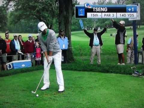 Yani Tseng - A PERFECT Golf Shot - June 8, 2013