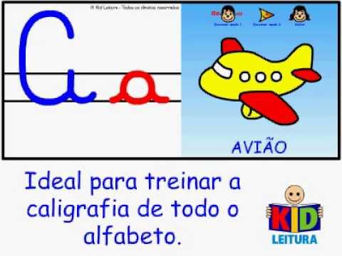 Alfabeto Infantil - Kid Leitura