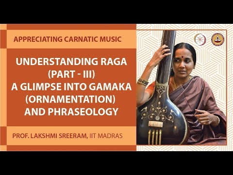 Understanding raga 3 Ornamentation& Phraseology
