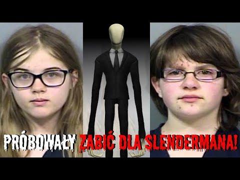 12-latki popełniły zbrodnię dla SLENDERMANA!