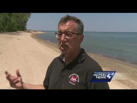 Despite millions spent on sand, Presque Isle in danger of splitting in two