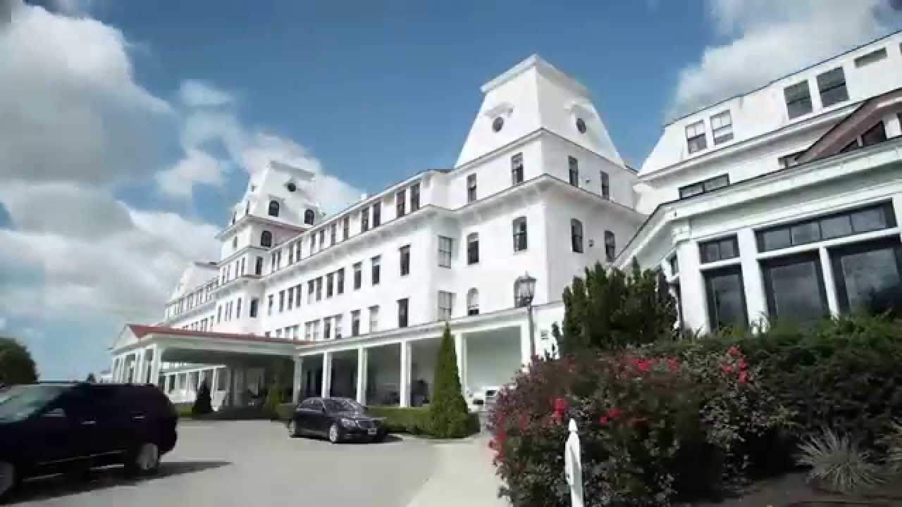 Wentworth By The Sea Hotel New Castle Nh Overview