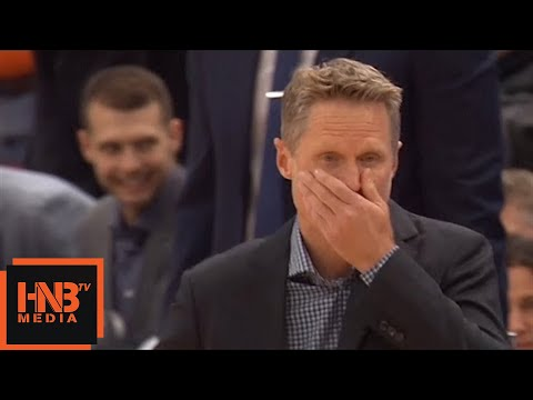 Jordan Bell Injury / GS Warriors vs Bulls