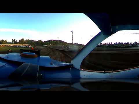 Chad Roush Motorsports Ohio valley speedway hotlaps 8/12/17