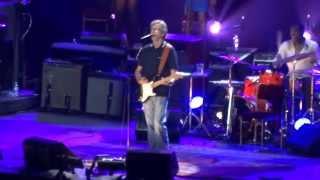 Cocaine - Eric Clapton in Łódź, Poland, 2013