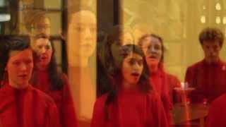 Tebe Poem (Rachmaninoff) - Fitzwilliam College Chapel Choir