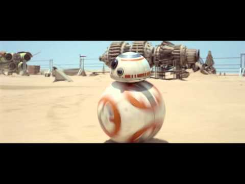 BB 8 visits NASA Jet Propulsion Laboratory's Curiosity Mars Rover