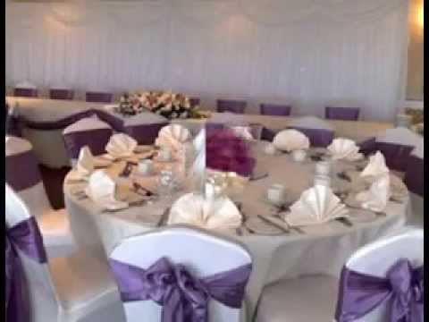 Simple Wedding Venue Decor Ideas