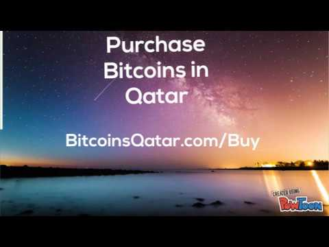 Purchase Bitcoins In Qatar - QAR