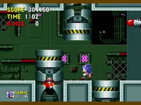 Sonic the Hedgehog - Final Zone