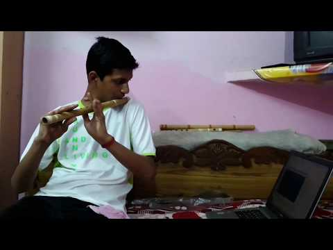 Flute cover on song - Kabira