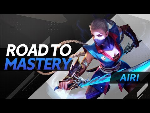 Road to Mastery - Airi | Advanced Gameplay Guide - Arena of Valor