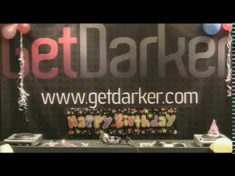 GetDarkerTV #051 - Darkside's Birthday, Hatcha, Cyrus, Distance, Walsh, Chef + more - 15/06/10