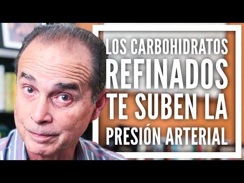 Episodio #787 Los carbohidratos refinados te suben la presión arterial