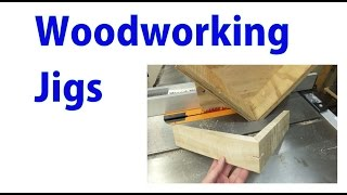 Woodworking Jigs - Beginners #21 - A Woodworkweb Video