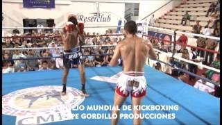 Kickboxing Profesional: Fernando Candela vs Ninja Guido (Argentina)