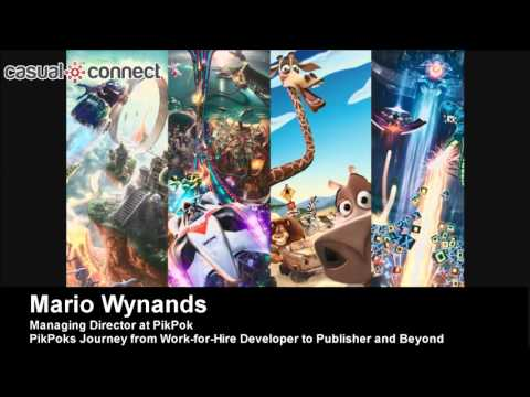 Journey from Work for Hire Developer to Publisher | Mario Wynands