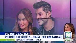 Dispuesto a contar: Johanna Fadul y Juan Sebastián Quintero hablan de reponerse al duelo