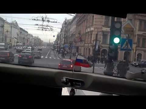 Feel my trip to St.Petersberg, Russia. (26-10-2013)