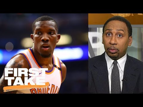 First Take reacts to Suns finalizing Eric Bledsoe trade to Bucks   First Take   ESPN