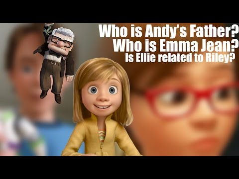 The Missing Pixar Connection SOLVED! [Theory]