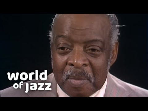 Interview with Count Basie by Pim Jacobs at the North Sea Jazz Festival • 1979 • World of Jazz