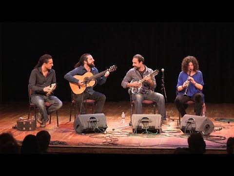 In the Spirit of Baden - Anat Cohen & Trio Brasileiro