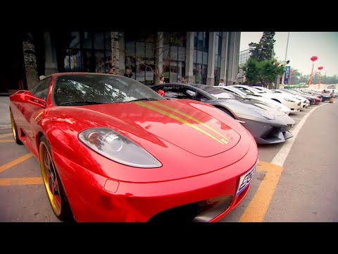 Beijing Supercar Club - China On Four Wheels - BBC