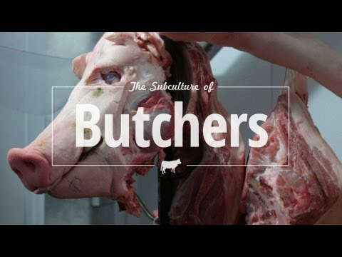 New Generation Butchers Revive the Craft