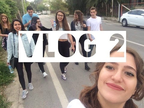 VLOG | Vodafone Freezone İzmir 2016 / Alsancak