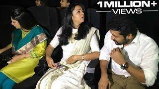 Suriya Joythika with their children arrived | Magalir Mattum Audio Launch