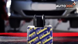 Wie CHEVROLET CAMARO Convertible Spurstangengelenk austauschen - Video-Tutorial