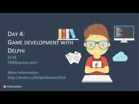 Delphi Boot Camp Day 4 - Game Development with Delphi and FireMonkey