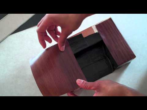 How to Make a Doll Fireplace - Doll Crafts - YouTube