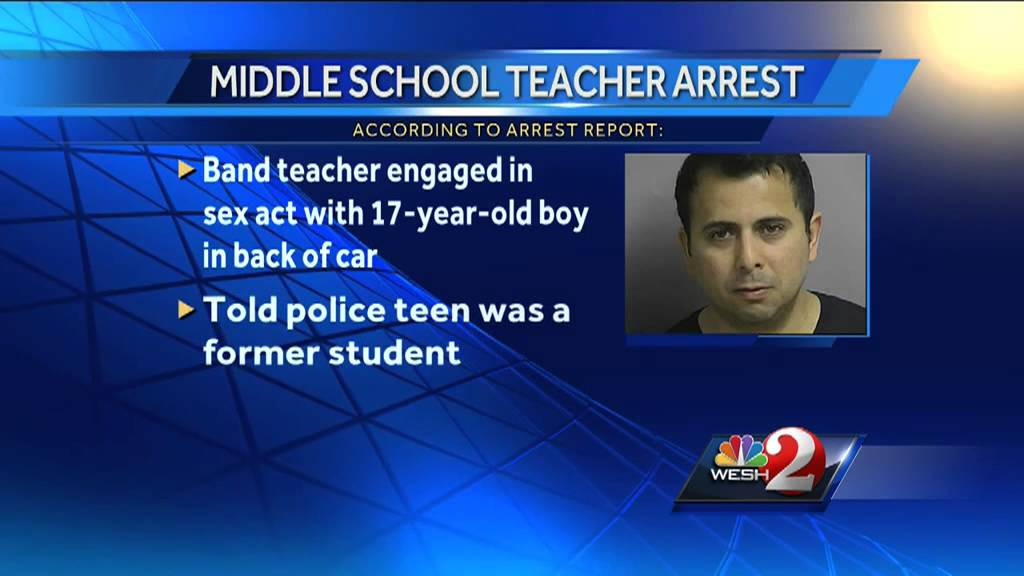 Horizon Middle School Band Director Accused Of Sex With -9281