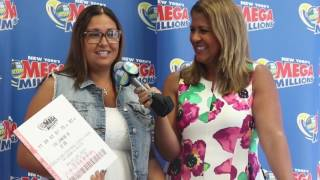 Homemaker wins $169 million Mega Millions jackpot