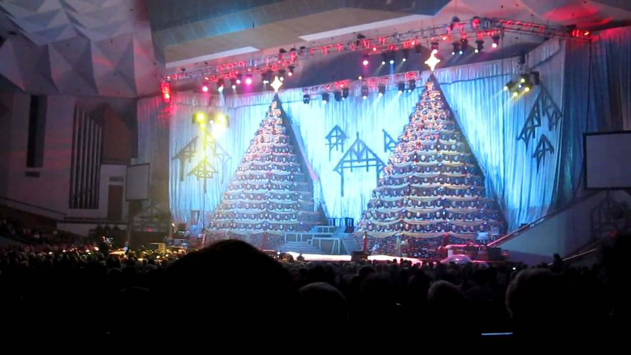 The Singing Tree: How did megachurch Christmas spectaculars get so